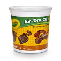 BIN572004 - Crayola Air Dry Clay 5Lb Tub Terra in General