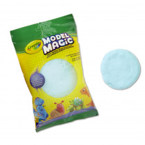 Model Magic 4oz Pouch, Aquamarine - BIN574402 | Crayola Llc | Dough & Dough Tools