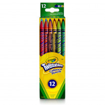 BIN687408 - Crayola Twistables 12 Ct Colored Pencils in Colored Pencils