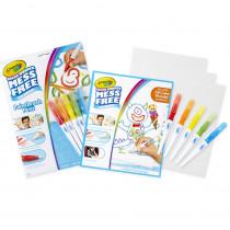 Color Wonder Mess Free Paintbrush Pens & Paper - BIN752023 | Crayola Llc | Paint Brushes