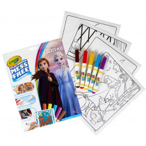 Color Wonder Mess Free Coloring Pad & Markers, Frozen 2 - BIN757002 | Crayola Llc | Art Activity Books