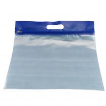 BOBZFH1413BU - Zipafile Storage Bags 25Pk Blue in Storage Containers