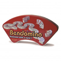 BOG00240 - Bendomino in Dominoes