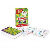 BOG01301 - Super Genius Addition in Card Games