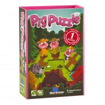 Pig Puzzle - BOG09017 | Blue Orange Usa | Puzzles