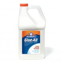 BORE1326 - Elmers Glue Gallon Bottle in Glue/adhesives