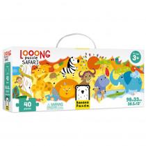 Looong Puzzle Safari - BPN33665 | Banana Panda | Floor Puzzles