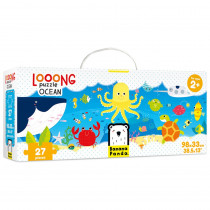 Looong Puzzle Ocean - BPN33670 | Banana Panda | Floor Puzzles