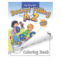BUC9780996099905 - Bucket Filling From A-Z Coloring Bk in General