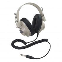 CAF2924AVP - Monaural Headphone 5 Coiled Cord 50-12000 Hz in Headphones