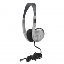 CAF3060AVS - Multimedia Stereo Headphone Silver in Headphones