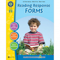 CCP1107 - Reading Response Forms Grs 3-4 in Reading Skills