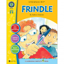 CCP2311 - Frindle Literature Kit in Classroom Favorites