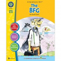 CCP2321 - Grade 3-4 The Bfg Literature Kit in Literature Units