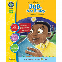 CCP2502 - Bud Not Buddy Literature Kit in Literature Units