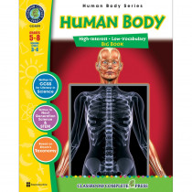 CCP4519 - Human Body Big Book in Human Anatomy