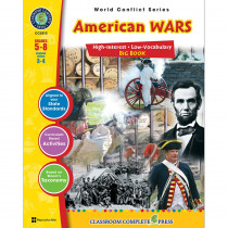 CCP5512 - American Wars Big Book World Conflict Series in History