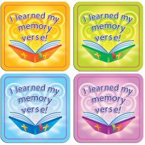 CD-0668 - I Learned My Memory Verse in Inspirational