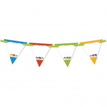 CD-102039 - Parade Of Elephants Banner in Banners