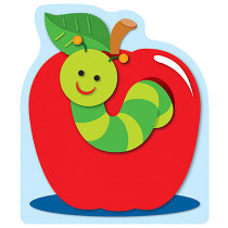 CD-103029 - Apple Bookmarks 12Pk in Bookmarks