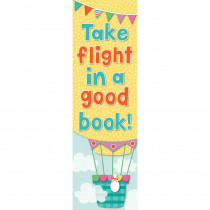 CD-103154 - Up And Away Bookmark Gr K-5 in Bookmarks