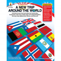 CD-104263 - A New Trip Around The World Puerto Rico Guatemala Cuba Peru Chile in Geography