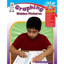 CD-104283 - Graphing Hidden Pictures Gr 2-4 in Activities