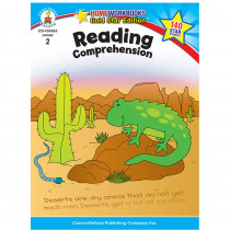 CD-104363 - Reading Comprehension Home Workbook Gr 2 in Comprehension