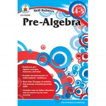 CD-104398 - Skill Builders Pre-Algebra in Algebra