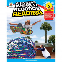 CD-104422 - Guinness World Records Reading Gr 5 in Activities