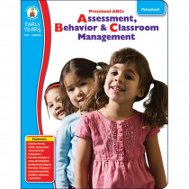 CD-104454 - Early Years Pk Abcs Assessment Behavior & Classroom Management in Resources
