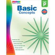 CD-104455 - Readiness Basic Concepts Spectrum Early Years in Language Arts