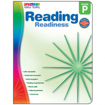 CD-104465 - Reading Readiness Spectrum Early Years in Language Arts