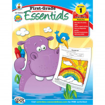 CD-104536 - First Grade Essentials in Cross-curriculum Resources
