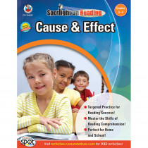 CD-104551 - Cause & Effect Gr 3-4 in Reading Skills
