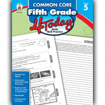 CD-104822 - Fifth Grade 4 Today Common Core in Cross-cirriculum