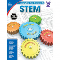 CD-104853 - Stem Grade 2 in Activity Books & Kits