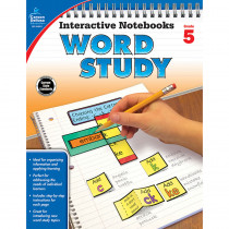 CD-104951 - Word Study Book Grade 5 in Activities