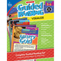CD-104969 - Guided Reading Visualize Gr 5-6 in Comprehension
