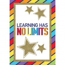 CD-106001 - Learning Has No Limits Sparkle And Shine in Motivational