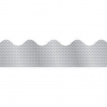 CD-108098 - Silver Sparkle Border in Border/trimmer
