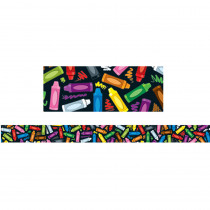CD-108117 - Crayons Border in Border/trimmer