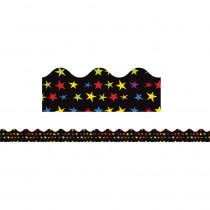 CD-108235 - Super Power Super Stars Scalloped Borders in Border/trimmer