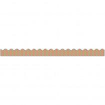 CD-108256 - School Pop Geo Fun Scalloped Border in Border/trimmer