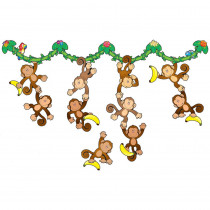 CD-110099 - Bb Set Monkey in Classroom Theme