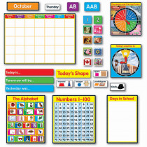 CD-110115 - Bbs Morning Meeting Solution Gr K in Calendars