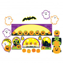 CD-110305 - Halloween Mini Bulletin Board Set in Holiday/seasonal
