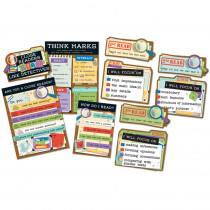CD-110381 - Close Reading Bulletin Board Set in Language Arts