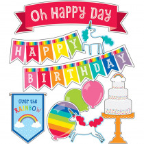CD-110418 - Hello Sunshine Birthday Mini Bb St in Classroom Theme