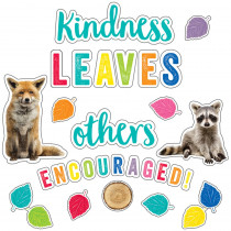 CD-110426 - Kindness Leaves Others Bb St Woodland Whimsy in Classroom Theme